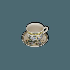 Chávena e Pires Jumbo de chá e café Vianagrés