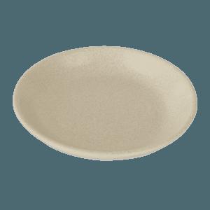 Prato de sopa sem rebordo 21 cm Vianagrés